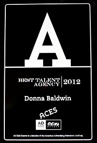 Best Talent Agency Award 2012